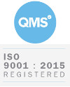 ISO 9001 logo