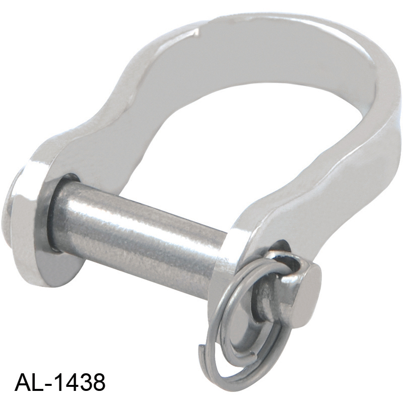 Photo of Strip Stainless Steel Clevis Pin D Shackles