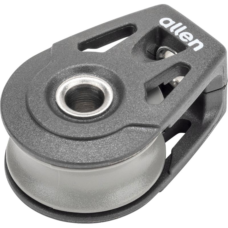 20mm Single Tii Tie-On Eco Block with Fixed Eye
