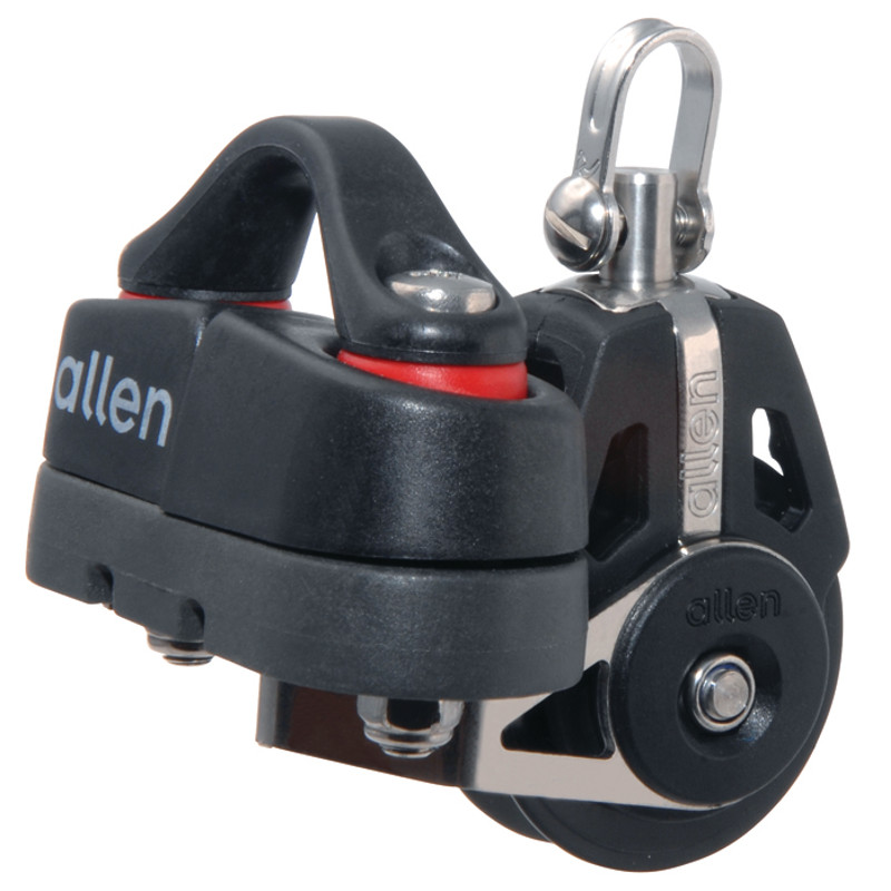 Photo of 40mm Swivel Block with Cleat 2-6mm