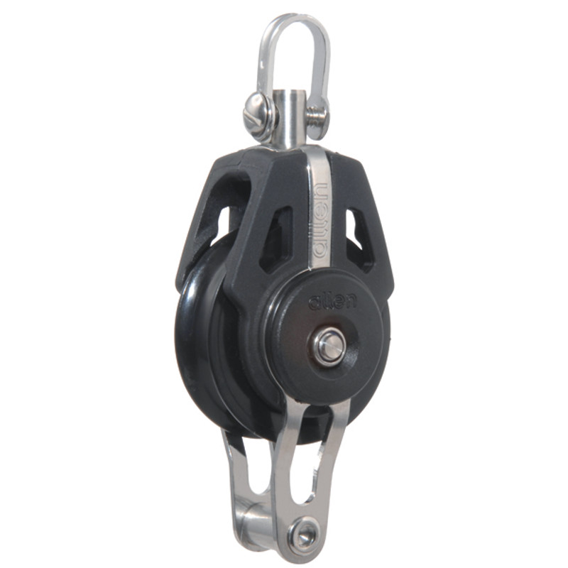 Photo of 40mm Swivel Block with Becket