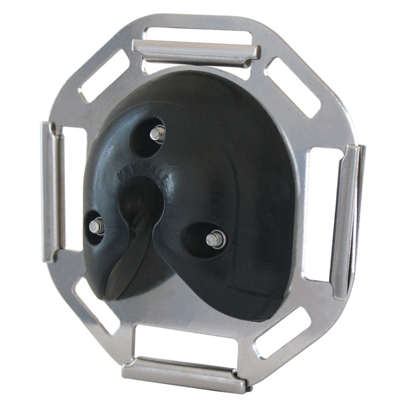 Photo of Trapeze Keyball Octagon Buckle