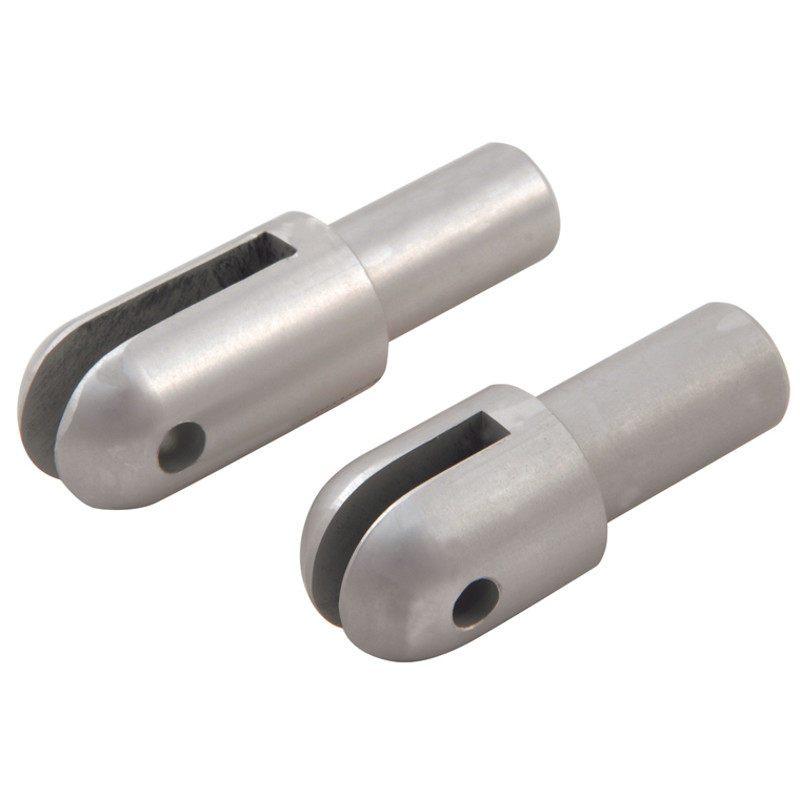Aluminium Mast Ram End Fittings