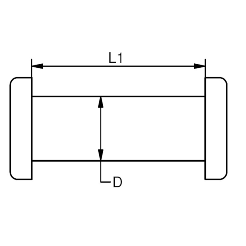 Photo of Stainless Steel Double Headed Pin