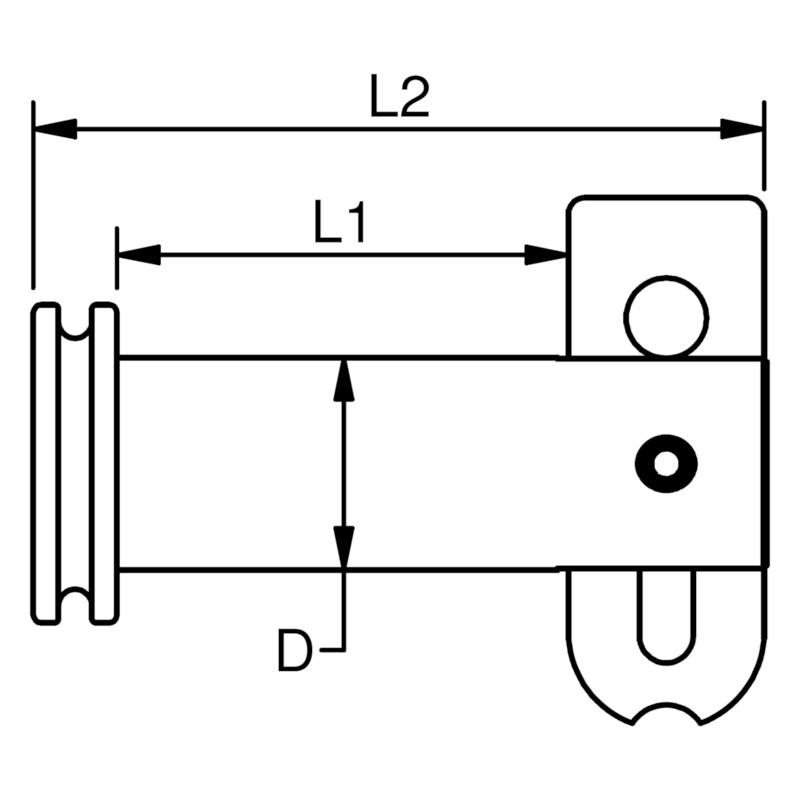 Photo of QRT Adjuster Drop Nose Pins