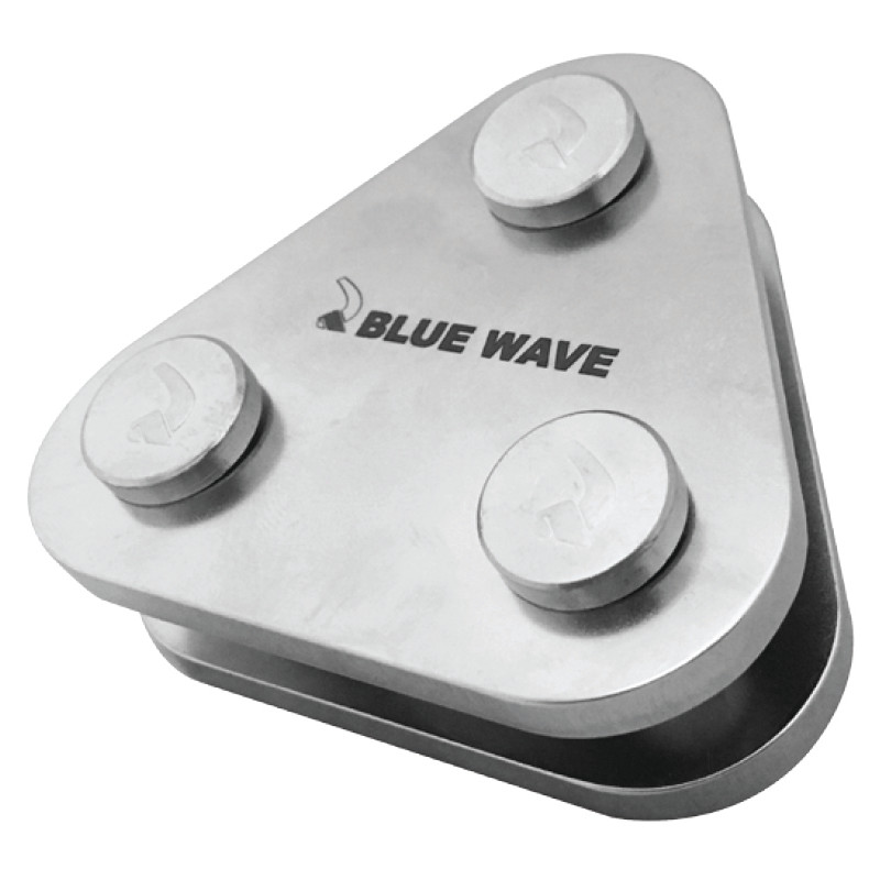 Blue Wave Backstay Triangle