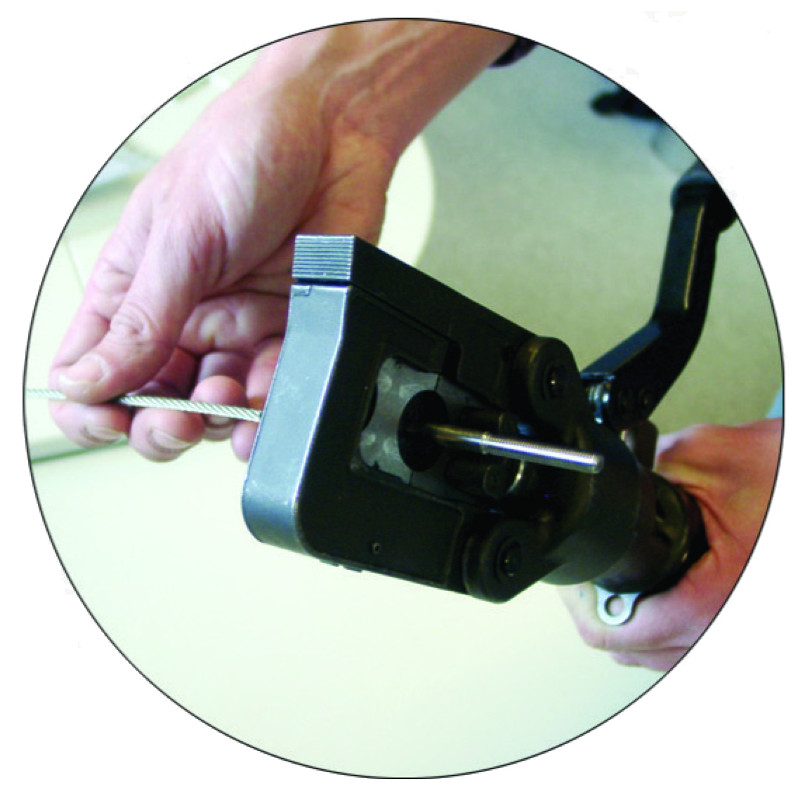 Photo of WDS Wire Crimping Tool