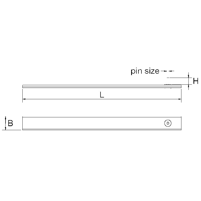 Photo of Open Body Rigging Screw Smart Pins