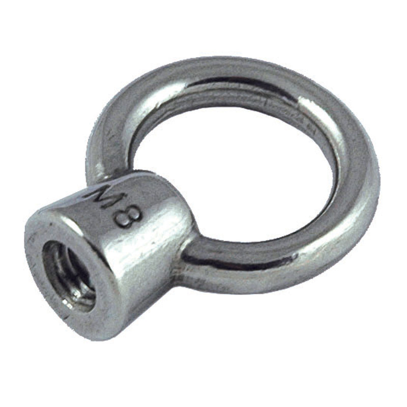 Photo of Stainless Steel Commercial Eye Nut