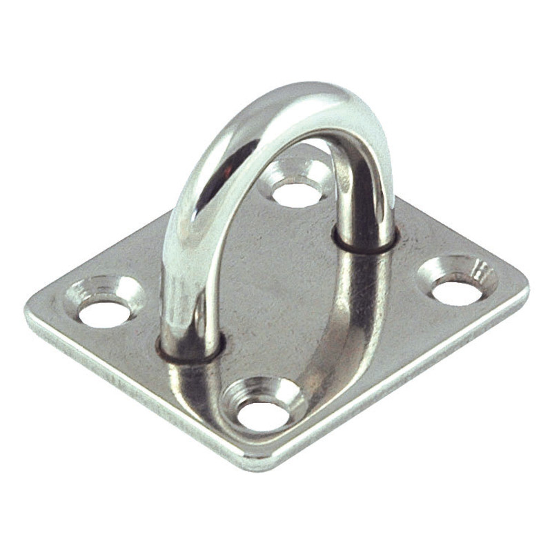 Photo of Stainless Steel Square Eye Deck Plate