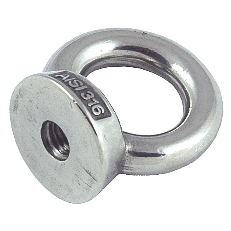 Photo of Stainless Steel Lifting Eye Nut