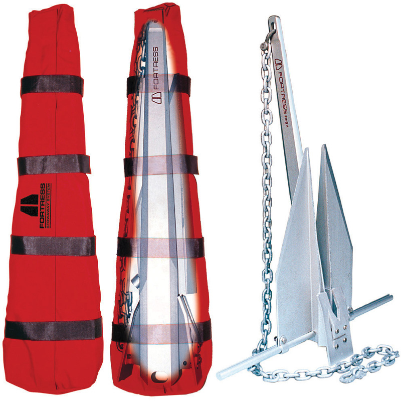 Photo of Aluminium Anchor Stowaway Bags