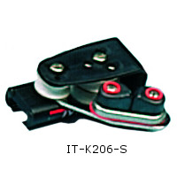 Photo of K Series 4 to 1 Control End with Cleat