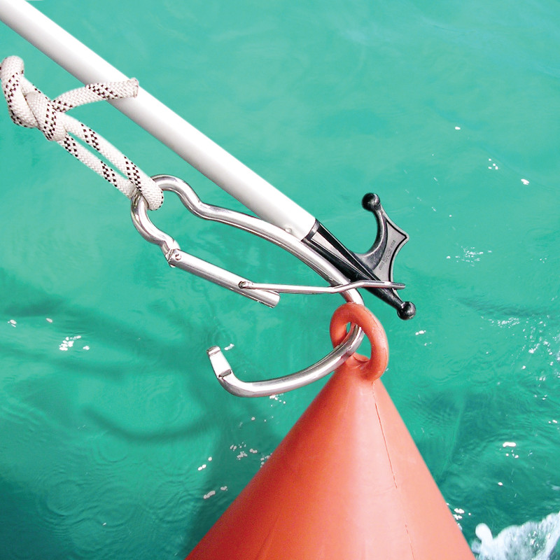 Photo of Grab Mooring Hook with Auto Solid Spring Gate