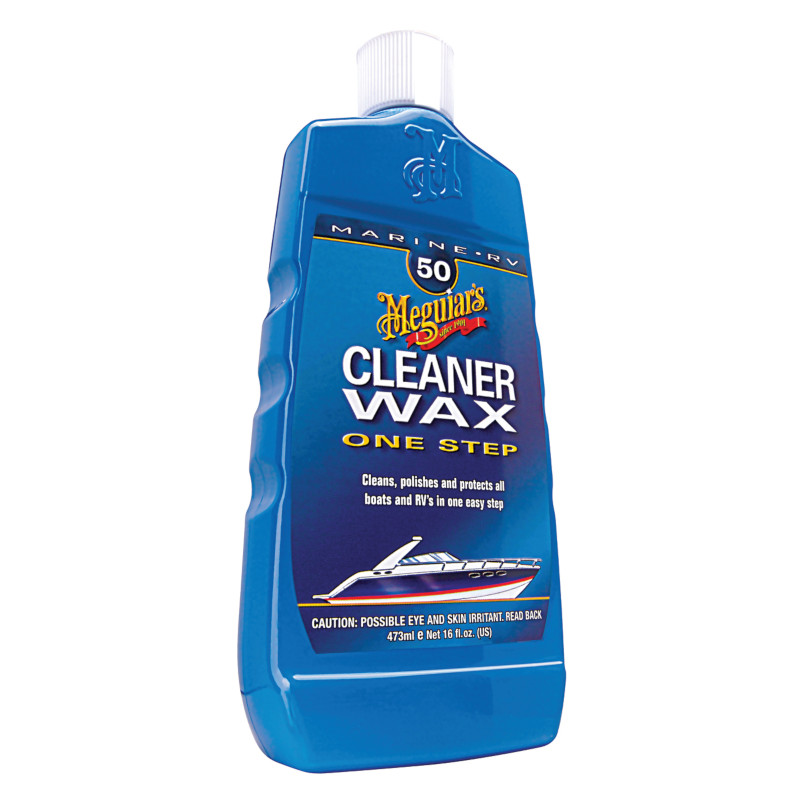 Photo of One Step Cleaner - Wax No.50