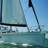 Photo of Hydraulic Racing Headsail Furler