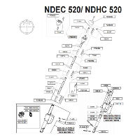 Photo of Spare Parts for NDEC NDHC NDER NDHR Furlers