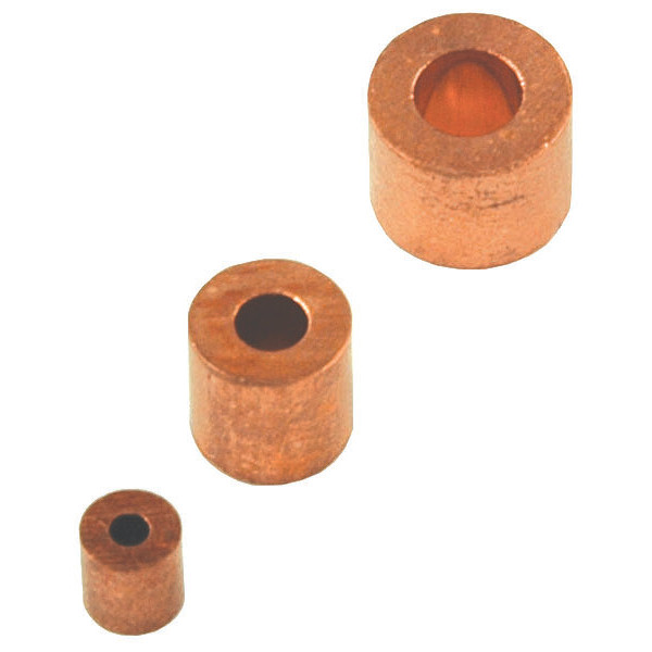 Photo of Copper Round Stopper Ferrules