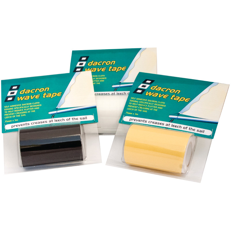 Photo of Dacron Wave Leech Tape