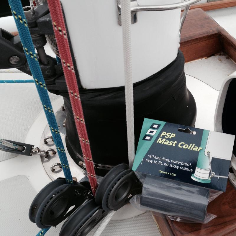 Photo of Mast Collar Self Amalgamating Tape
