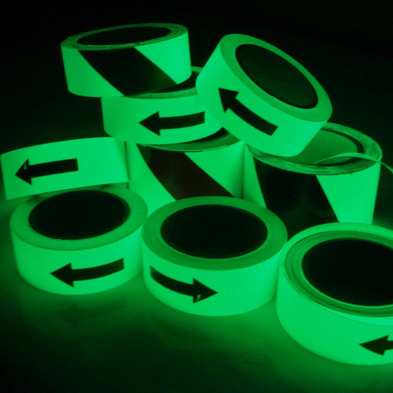 Photo of Exit Glow Tape