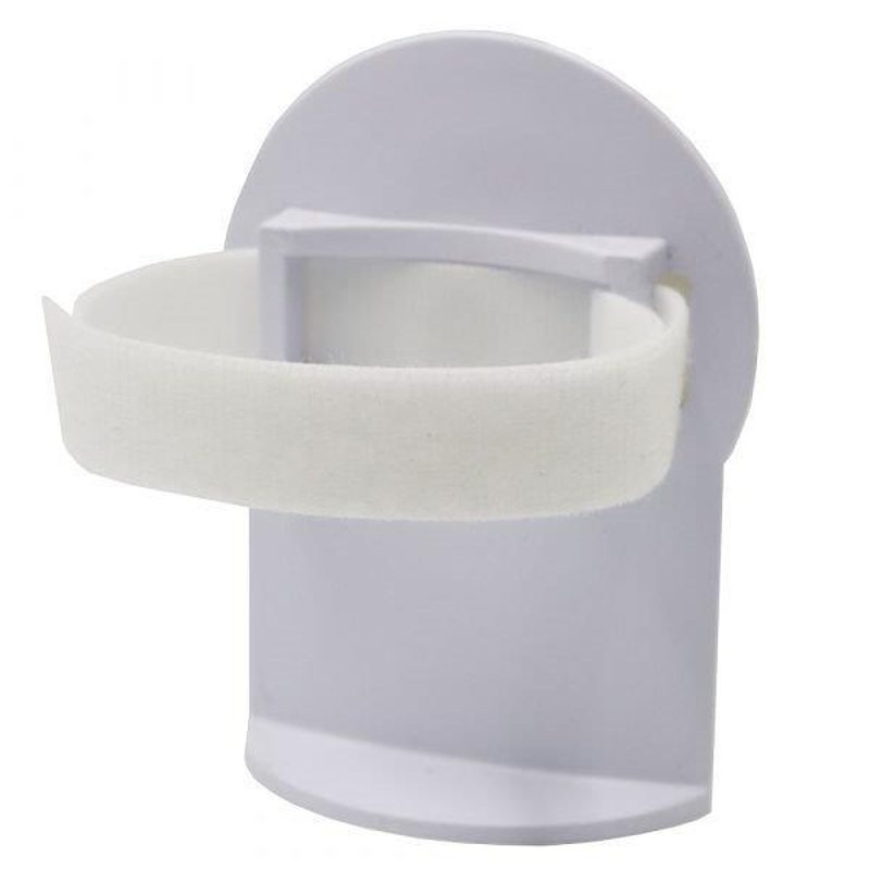 Fix-it Self Adhesive Sanitiser Bottle Bracket