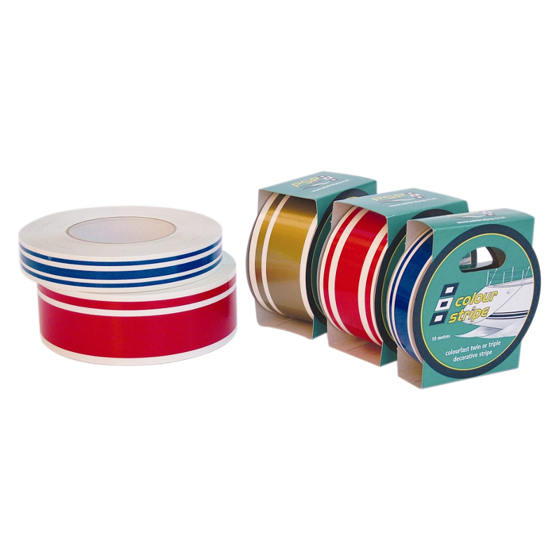 Photo of Colour Stripe Tape 44mm Wide