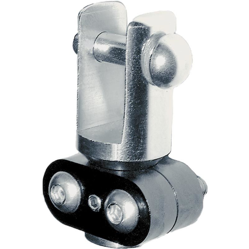 Photo of Roller Block Clevis Swivel Head