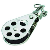 Photo of 45mm Single Swivel Block with Clevis