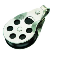 Photo of 50mm Single Block with Clevis