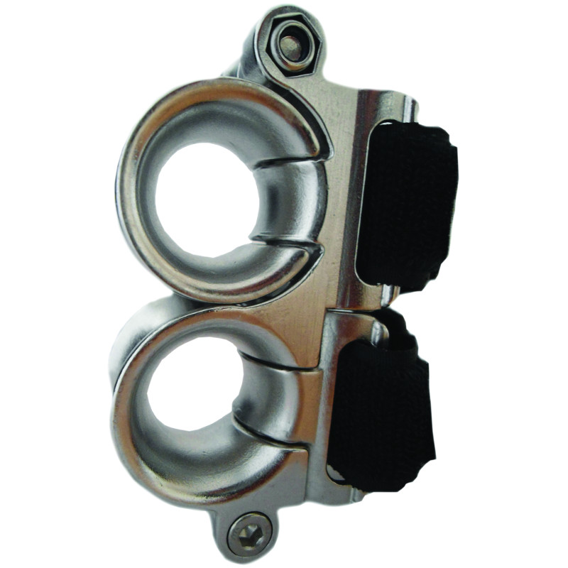 Photo of Stainless Steel Double Fairlead