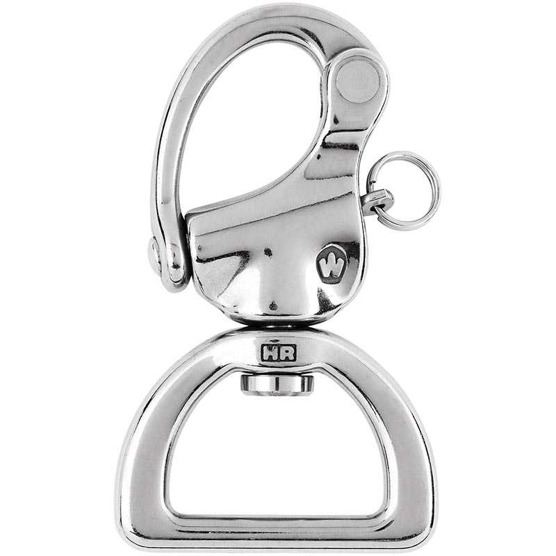 Photo of Forged SS Swivel Webbing Snap Shackles