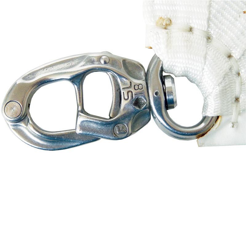 Photo of Forged SS Webbing Swivel Trigger Snap Shackles