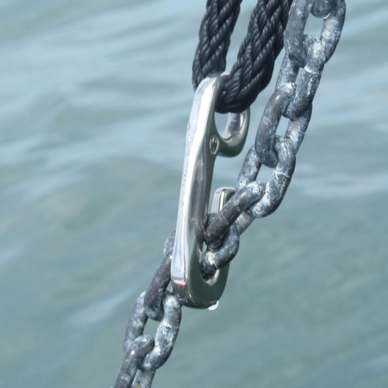 Photo of Forged Stainless Steel Chain Hook