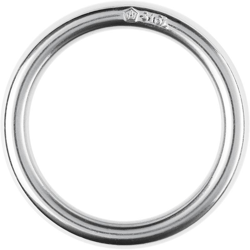 Photo of Forged Stainless Steel O Ring