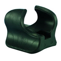 Handle & Foam Grip Tiller Retaining Clips