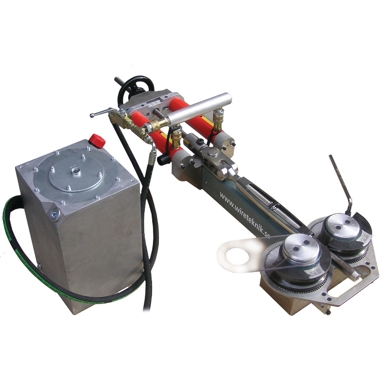 A350 Roll Swaging Machine 2.5-16mm Wire