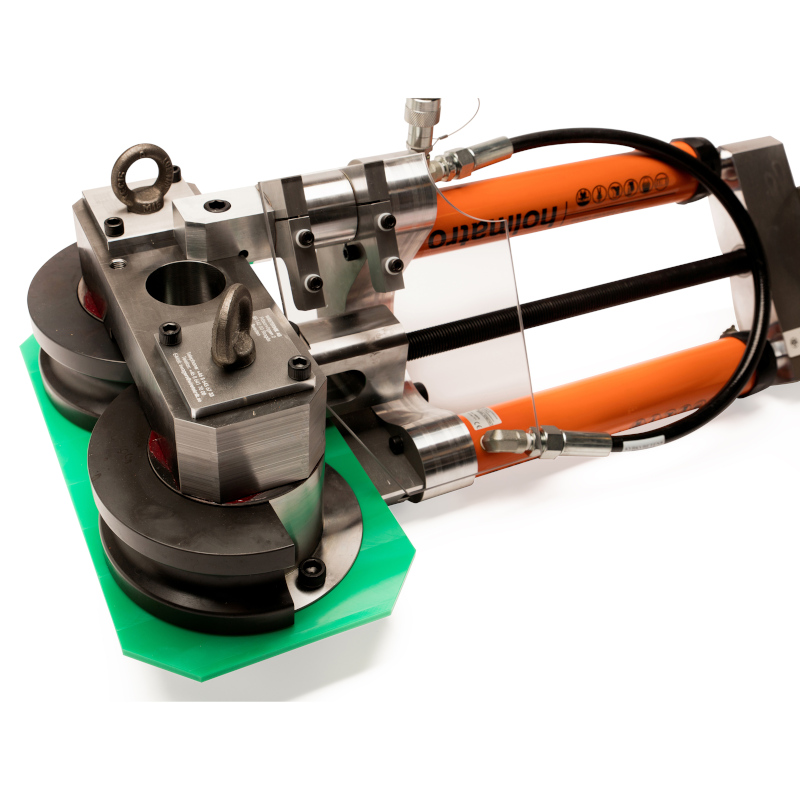 Photo of A400 Roll Swaging Machine 8-28mm Wire