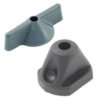 Allen Self Tapping Wing Nuts